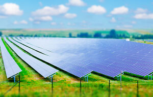 20 years Solar Project - Lease your Land