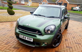 Mini Cooper 'S' Countryman*2000cc*Turbo Diesel*All 4 (4WD)*Low mileage