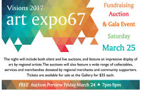 Visions 2017: Expo 67 Auction & Fundraiser