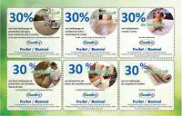 *30% DISCOUNT* UPHOLSTERY CLEANING, AREA RUGS, CARPET