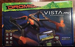 Dromida Vista FPV Quadcopter Drone