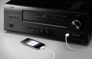 Denon AVR 1912 Home Theatre Sound Audio Receiver Network Airplay