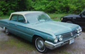 1962 Buick LeSabre Model LSB - FOR SALE OR TRADE