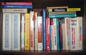 Over 30 Medical Books (NOT textbooks) Remedies, Health, Food etc
