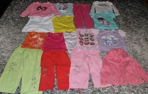 Girl's 4T-5T clothing all for $5