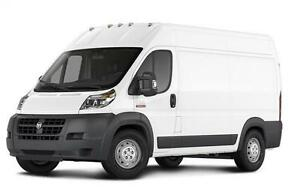 2017 RAM ProMaster 1500 High Roof 136 in. WB