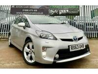 2013 Toyota Prius 1.8 T SPIRIT VVT-I 5d 99 BHP CVT AUTO - 1 PREV OWNER! GOOD HI