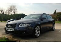 2007 (57) Audi A6 Avant 2.7 TDI Le Mans - 6 speed manual - FSH - High Specification