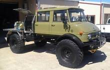 1984 Mercedes Benz Unimog 416 Doka 4x4 South Windsor Hawkesbury Area Preview