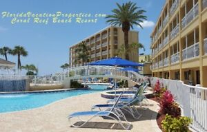 St Pete Beach Florida Beachfront Condo 2 Pools 3 Hot Tubs
