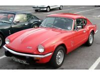 *WANTED* Triumph GT6 in good condition