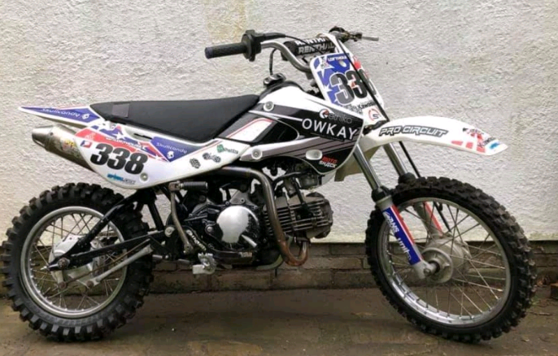 KLX 110 Mod | in Ravenshead, Nottinghamshire | Gumtree