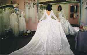Wedding dress Belleville Belleville Area image 5
