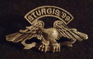 STURGIS PIN 1999