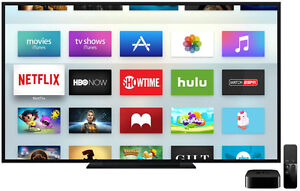 New-APPLE TV BOX 64 GB 4TH GENERATION $325 Special Rate