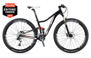 2013 Women's Giant Anthem 29er