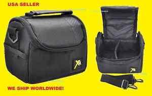 CASE BAG  CANON POWERSHOT SX400 SX520 SX50 SX510 SX500 IS HS, CAMERA ONLY
