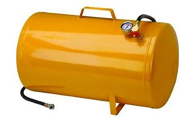 11 Gallon Portable Air Tank Fill Tires Sports Equipment Etc. Free Fedex From Usa