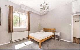 Double bed for sale - wooden frame and mattress - COLLECTION WEST HAMPSTEAD NW6