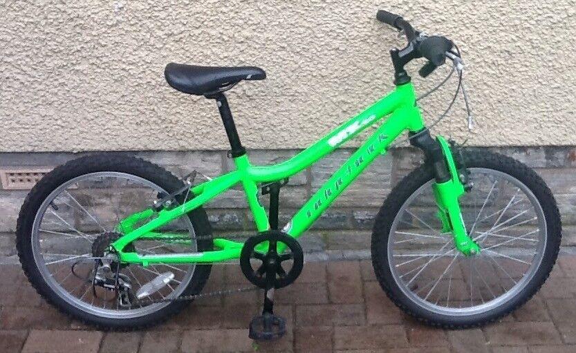 "Bike/Bicycle.UNISEX CHILDS RIDGEBACK "" MX20 "" MOUNTAIN BIKE. SUIT 5-8 YEARS"