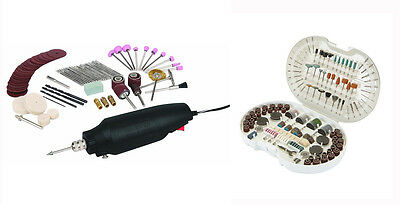 NEW 356Pc Depository Rotary Tool Kits Craft Drill Grind Jewelry Cut Metal Dremel