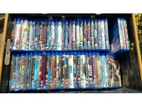53 Blu Ray Movie Job Lot