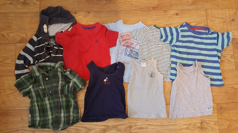 cd3cbf313a7 18-24 months boy Summer clothes bundle- Next