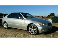 LEXUS IS200, MANUAL, LONG MOT