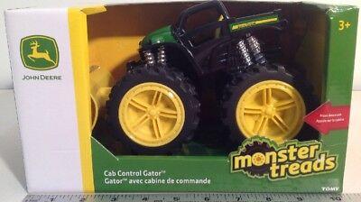 John Deere Monster Treads Cab Control Gator Tomy 37809