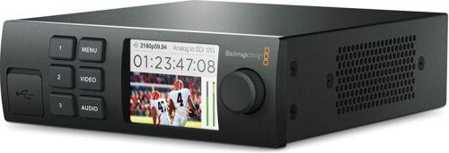 Blackmagic Design MultiView  w Teranex Mini Smart Panel