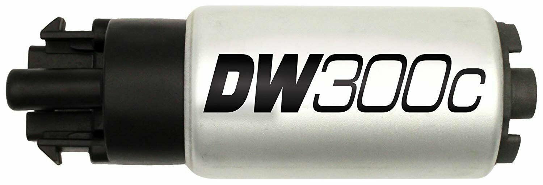 Deatschwerks DW300C Series 340lph Compact Fuel Pump Kit 09-15 GTR #9-309-1009