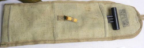 WW2 Original Cleaning Kit ZIP For MG Degtyaryov Soviet Russian Tool Kit 3