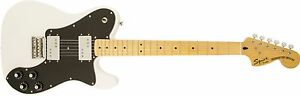 Squire vintage telecaster deluxe.