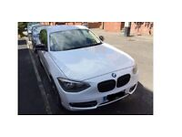 Swap BMW 1 series 2013 116i petrol Manual swap for the same BMW automatic