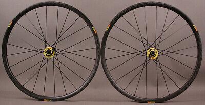 72f655cf84f Mavic Crossmax Pro Carbon 29er MTB Mountain Bike Wheelset Shimano or SRAM XD
