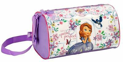Sofia die Erste Sporttasche Schultertasche Kindertasche Tasche Disney Prinzessin ()