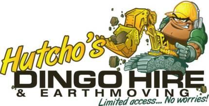 Hutcho's Dingo Hire & Earthmoving Brisbane Region Preview