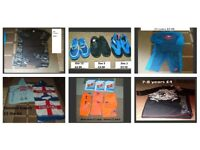 swim stuff prices on pics armbands £1 a pair, new ones £2 a pair,hooded towels £5 swim suits+shoes