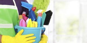 Student house cleaning available!