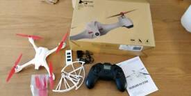 Hubsan X4 GPS, HD camera drone with 16GB memory card