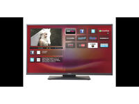 "HITACHI 42HXT12U 42"" FULL HD SMART LED TV WITH FREEVIEW HD / USB PLAYER / WIFI"