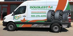 BRAND NEW TIRES ALL SEASON BEST High Quality& Safety, Affordable prices. DOUBLE STAR