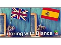 Private tuition Qualified Language Teacher English and Spanish. Primary / Secondary / A level