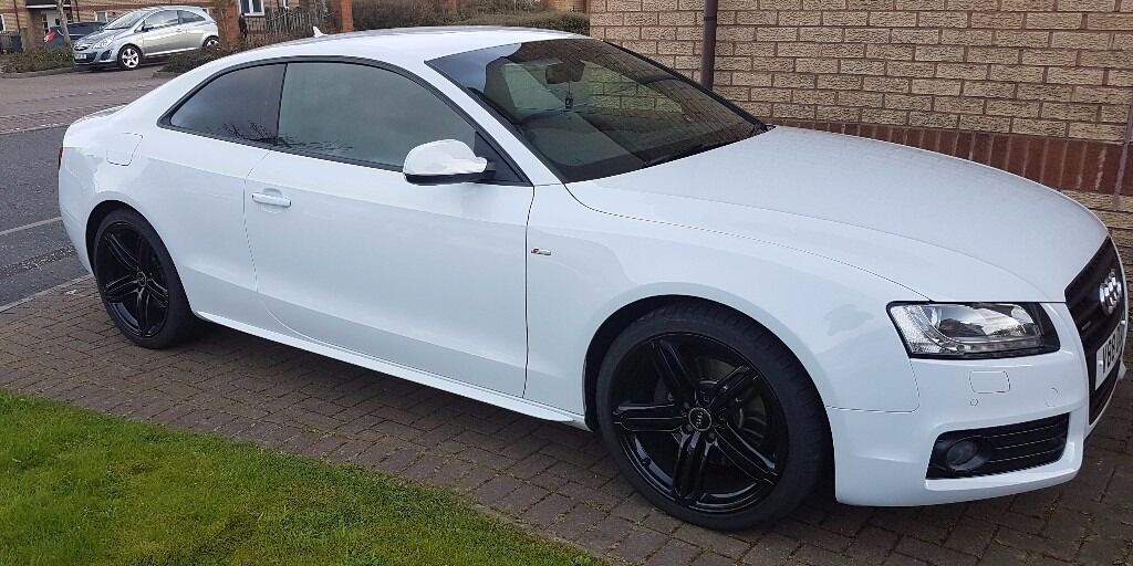 Audi a5 sline 2013 audi a5 s line 2 0 tdi 136 sportback not a3 a4 a6 a7 used 2017 audi a5 - Audi a5 coupe s line black edition for sale ...
