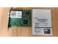 HAUPPAUGE WINTV DVB T 90002 REV C176 CONEXANT CARD DESKTOP PC