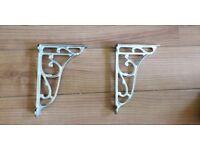 Decorative Cast Iron Brackets - New