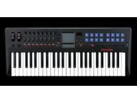 Korg TRITON Taktile 49-BOXED NEW-BARGIN!!! MIDI CONTROLLER KEYBOARD/SYNTHESIZER/WORKSTATION+Software