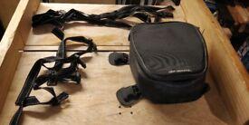 Hein Gericke Motorcycle Seat Bag