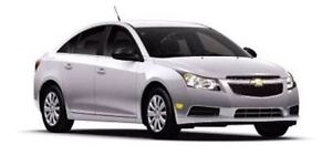 2012 Chevrolet Cruze LS Automatic - $6/Day