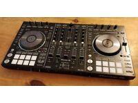 Pioneer DJ DDJ-RX performance DJ controller